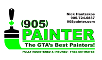 GTA's Best Painters Business Cards